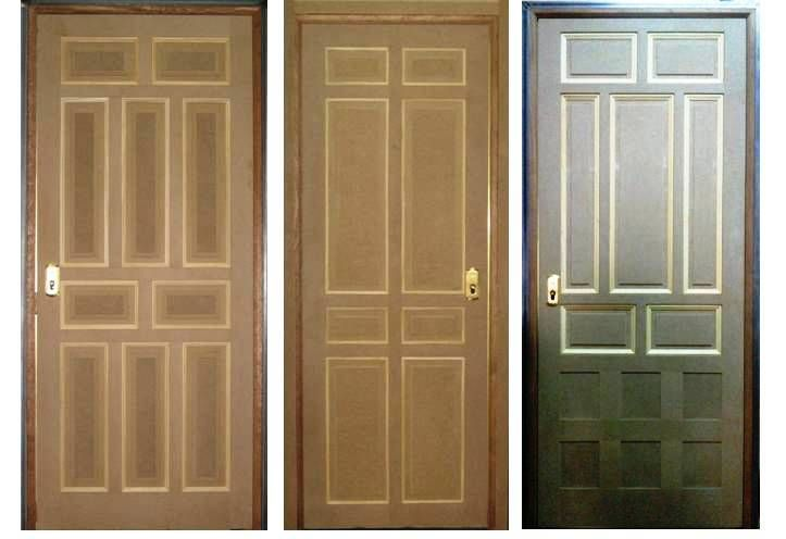 Puertas blindadas madrid carpinter a gin s for Puertas blindadas madrid