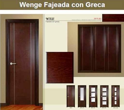 Puertas de melamina carpinter a de puertas de melamina for Puertas de melamina