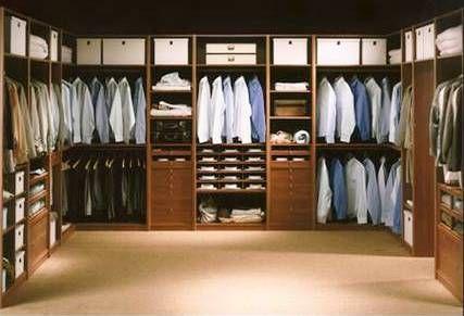 vestidores a medida madrid