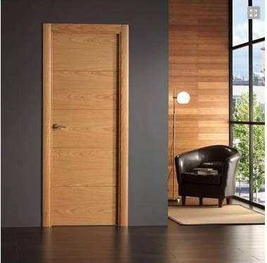 puertas de madera madrid
